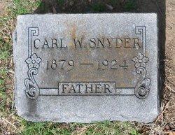 Carl W. Snyder