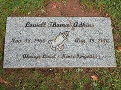 Lowell Thomas Tom Adkins, Jr