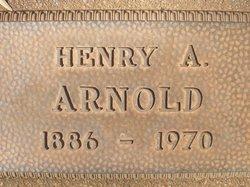Henry A. Arnold