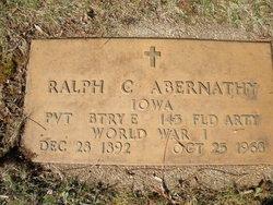 Ralph C. Abernathy