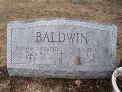 Robert F Baldwin