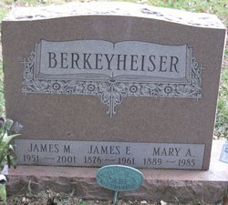 Mary Ann <i>Wood</i> Berkeyheiser