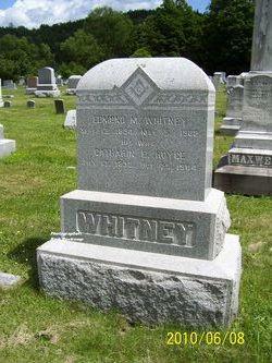 Catharine E. <i>Royce</i> Whitney
