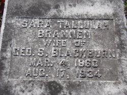 Sara Tallulah Lula <i>Brannen</i> Blackburn