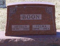 Theo Velma <i>Wilburn</i> Boon