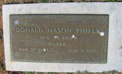 Donald Mason Phifer