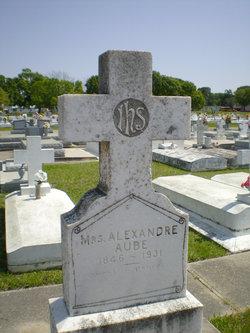 Mrs Alexandre Aub�