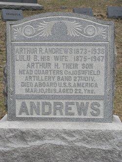 Arthur R. Andrews