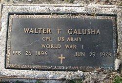 Walter T. Galusha