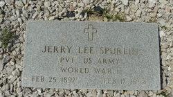 Jerry Lee Spurlin