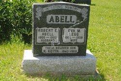 Eva M <i>Legg</i> Abell