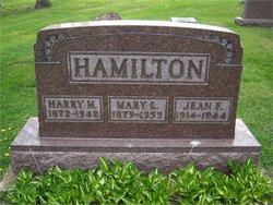 Harry Howard Hamilton