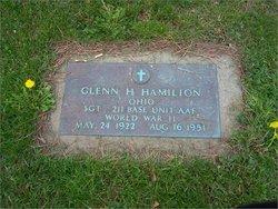 Glen Harry Hamilton