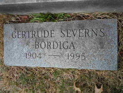 Gertrude <i>Severns</i> Bordiga
