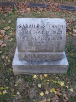 Sarah Rebecca <i>Fink</i> Sterner