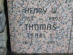 Henry Wilhelm Thomas