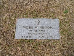 Vessie W. Hinton