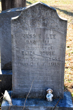 Jessie Lee <i>Burkett</i> Barnhill