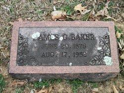 James G Baker