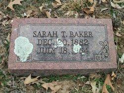 Sarah Talitha <i>Parks</i> Baker