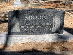 Columbia Annie <i>Crump</i> Adcock