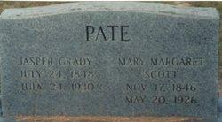 Mary Margaret <i>Scott</i> Pate