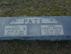 Anthony William Pate