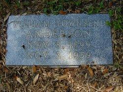 William Townsend Anderson