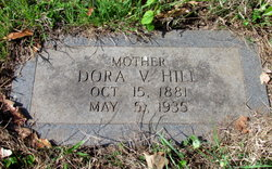 Dora Virginia <i>Smith</i> Hill