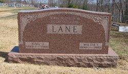 Alma Julia <i>Spindler</i> Lane