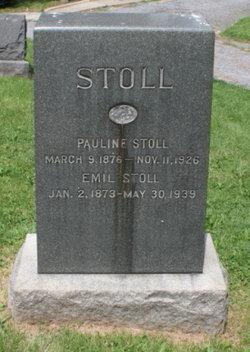 Pauline <i>Abel</i> Stoll