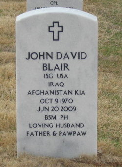 John David Blair