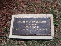 Andrew J Bauerline