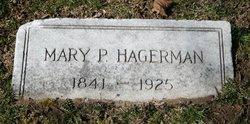 Mary P. <i>Blackwell</i> Hagerman