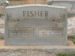 Victoria <i>Mayhew</i> Fisher
