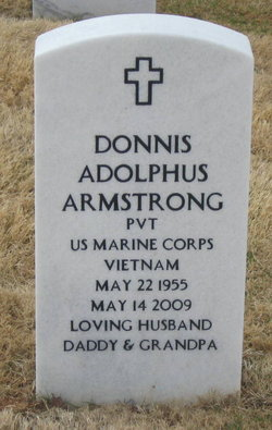 Donnis Adolphus Armstrong