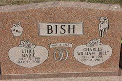 Charles William Bill Bish