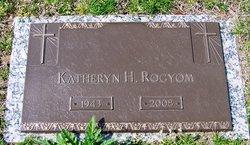 Katheryn H Rogyom