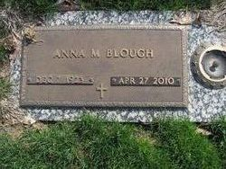 Anna May <i>White</i> Blough