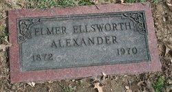 Elmer Ellsworth Alexander