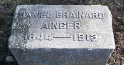 Pvt Daniel Brainard Ainger