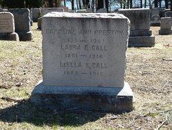 Laura Ellen <i>Legg</i> Call