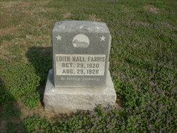 Edith Hall Farris