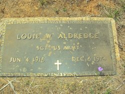 Louie W. Aldredge
