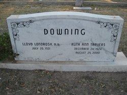 Ruth Ann <i>Travers</i> Downing