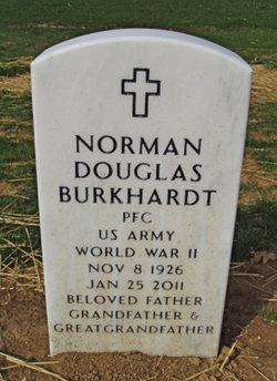 Norman Douglas Burkhardt