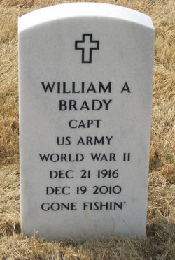 William Albert Brady