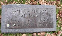 James Madison Allman