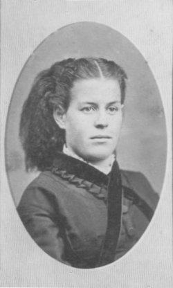 Mary Ann <i>Kersey</i> Blunt