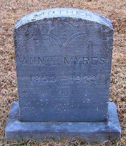 Ann Laura <i>Ross</i> Atkins/Myers